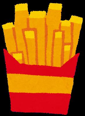 フライドポテト